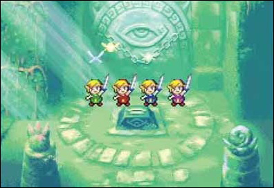 Image result for four swords gba