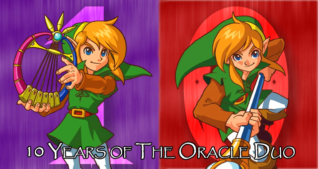 10 yers of the Oracle Duo