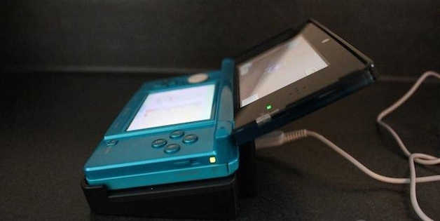 3DS Charging Cradle