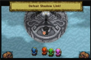 shadow link four swords adventures