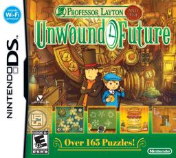 Professor Layton and The Unwound/Lost Future