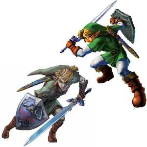 Link in Ocarina of Time and Twilight Princess.png