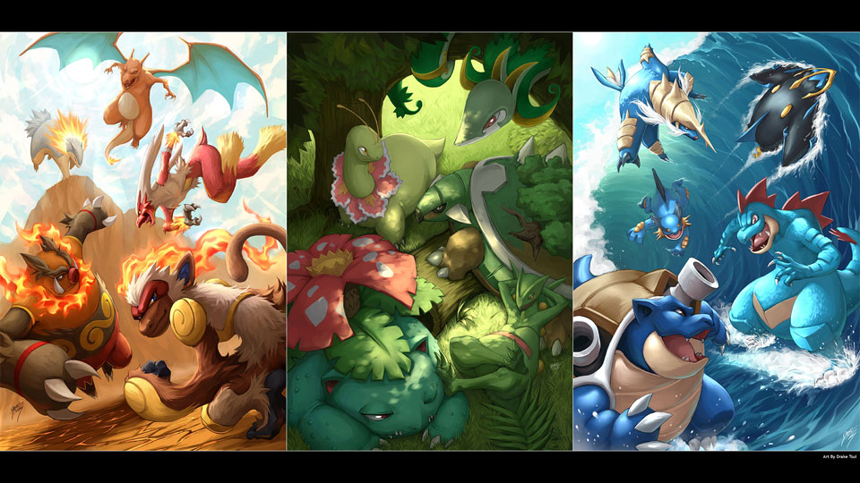 Which Pokémon Generation is Your Favorite?