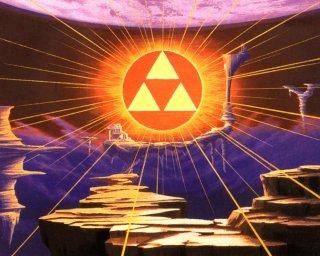 Sacred Realm Triforce