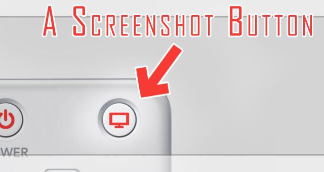 A Screenshot Button