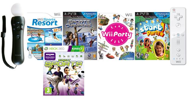 Sony and Nintendo
