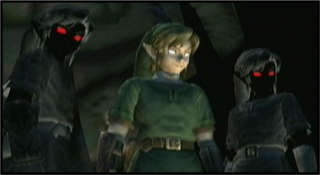 The Secret Identity Of Dark Link Zelda Dungeon