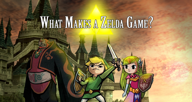 What Makes a Zelda Game?