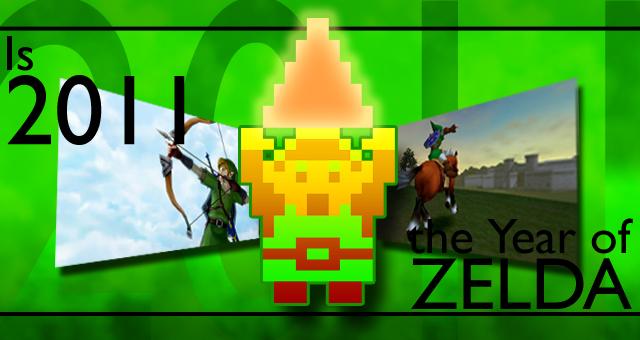 Is 2011 the Year of Zelda?
