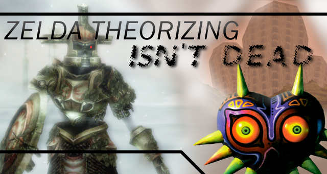 Zelda Theorizing Isn't Dead