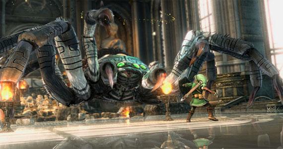 Zelda HD Wii U