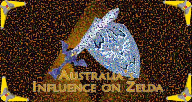 Australia's Influence on Zelda