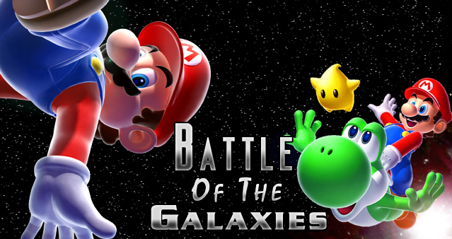Battle of the Galaxies