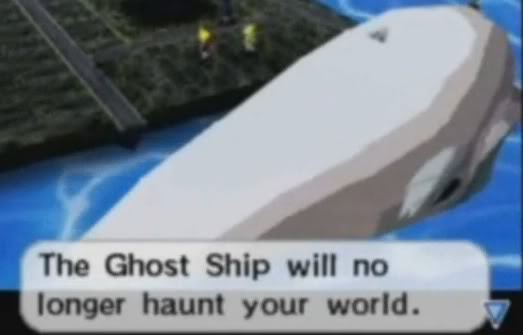 Ghost Ship No Longer