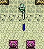 Zelda Oracle Sword Beam