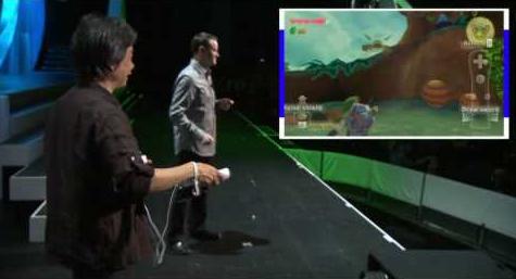 Skyward Sword at E3 2010