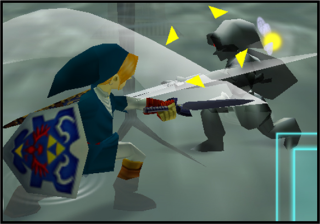 dark link ocarina of time