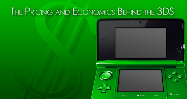 The Pricing and Economics Behind the Nintendo 3DS