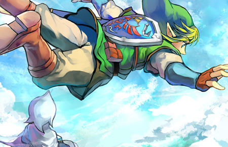 Skyward Sword Fan Art