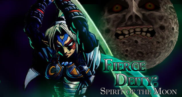 Fierce Deity: Spirit of the Moon