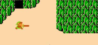 The Legend of Zelda Swordplay