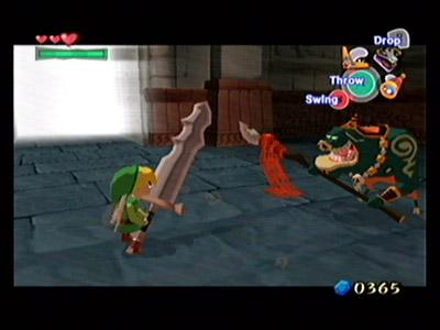 The Wind Waker Screenshot