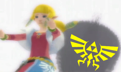 Zelda Fall