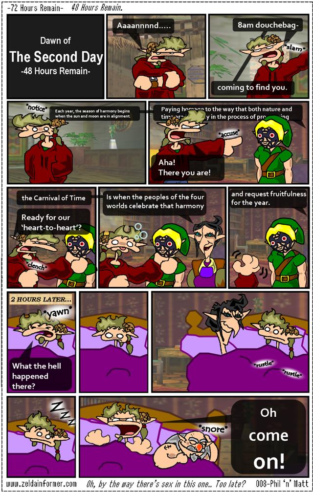 Zelda Informer Webcomic 008