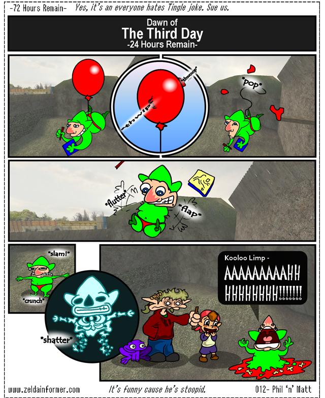 Zelda Comic 012