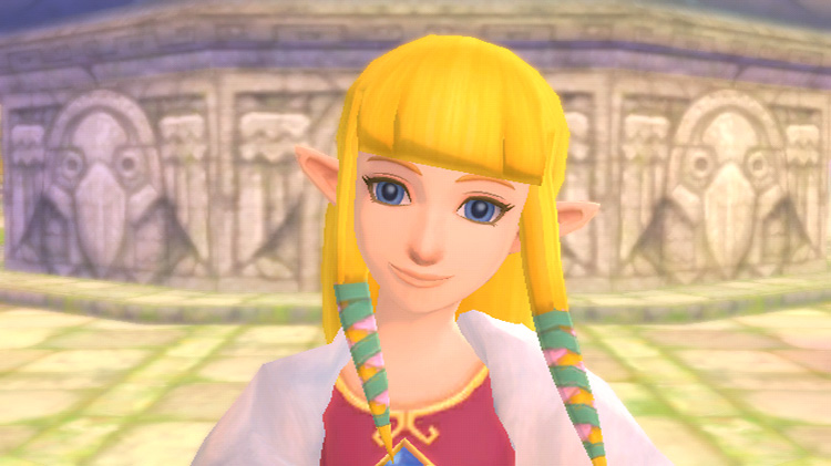 Tribes of Skyward Sword: The Sky People - Zelda Dungeon