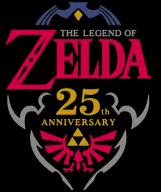 Zelda 25th Anniversary Colorful