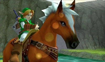 Ocarina of Time Looking Like a Safe Bet to be a 3DS Launch Title