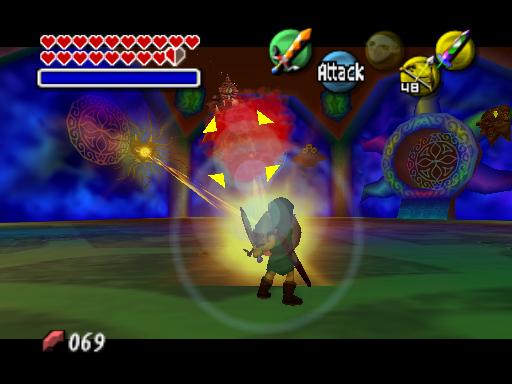 Majora's Mask Screenshot