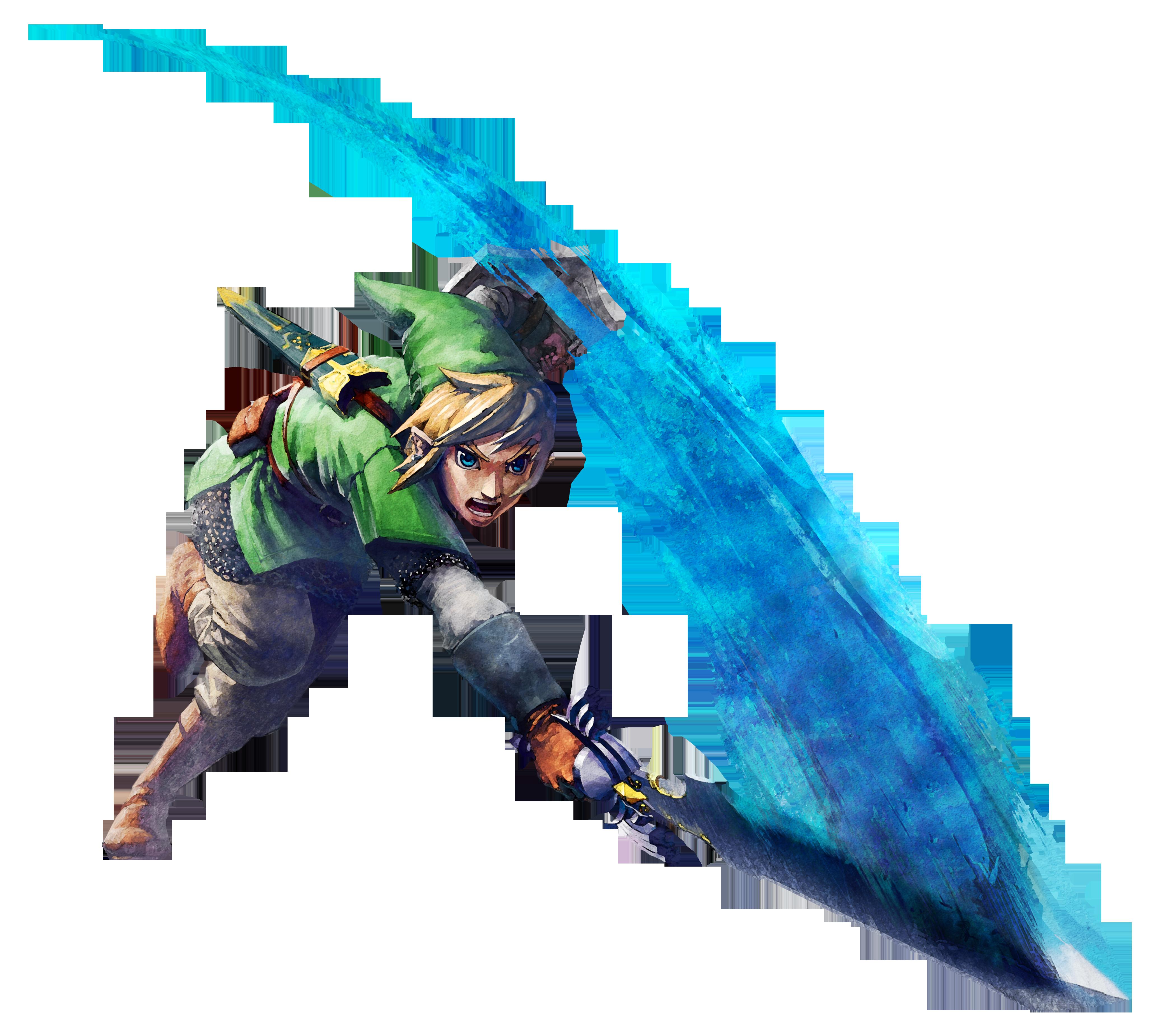 Skyward Sword Official Art 001