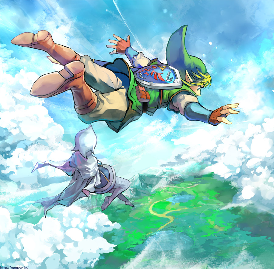 Related Stories Skyward Sword