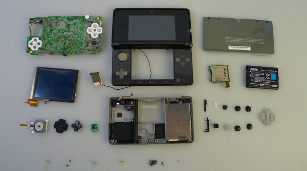 Nintendo 3DS Hardware