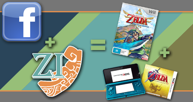 Zelda Informer's Domination of Social Networking Media = Freebies