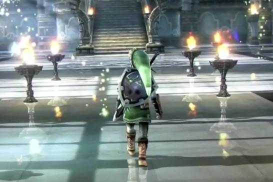 Wii U Zelda HD Experience