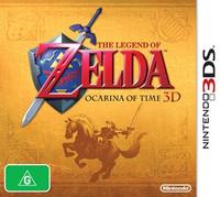 Zelda Ocarina of Time Cover