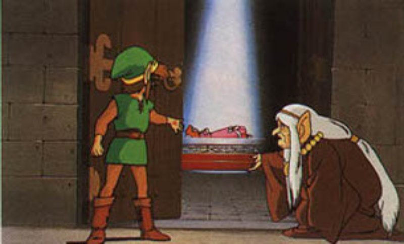 Retronauts A Look Back The Adventure Of Link Instruction Manual