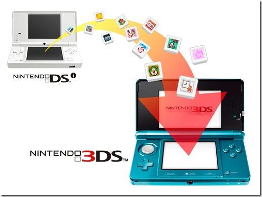 DSi to 3DS