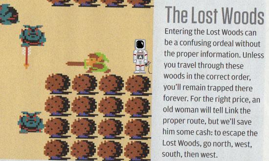 Legend of Zelda Full Pro-Tip