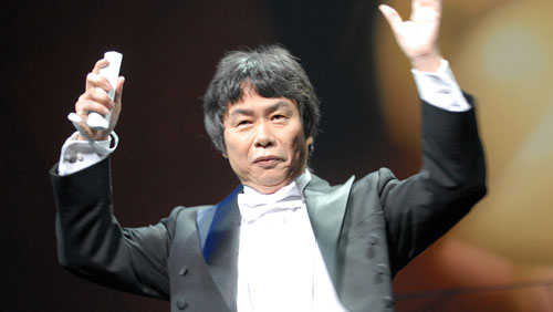 Miyamoto Conducting Music