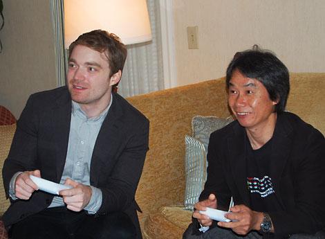 Shigeru Miyamoto and Popular Mechanics