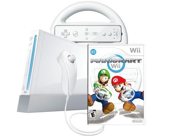Nintendo Selects Mario Kart Wii
