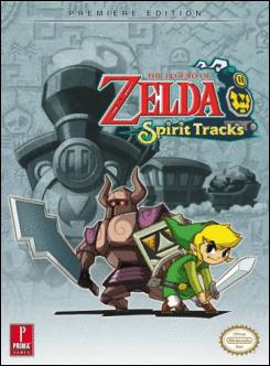 Spirit Tracks Prima Strategy GUide