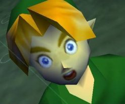 Link's Surprised to see Ganondorf
