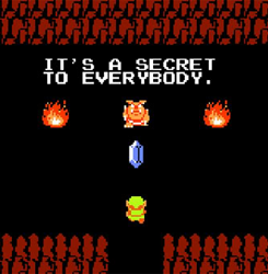 It's a Secret to Everybody