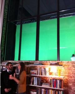Zelda Filming