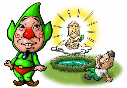 Tingle and Uncle Rupee